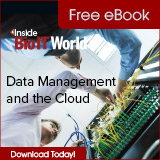 Data Management and the Cloud